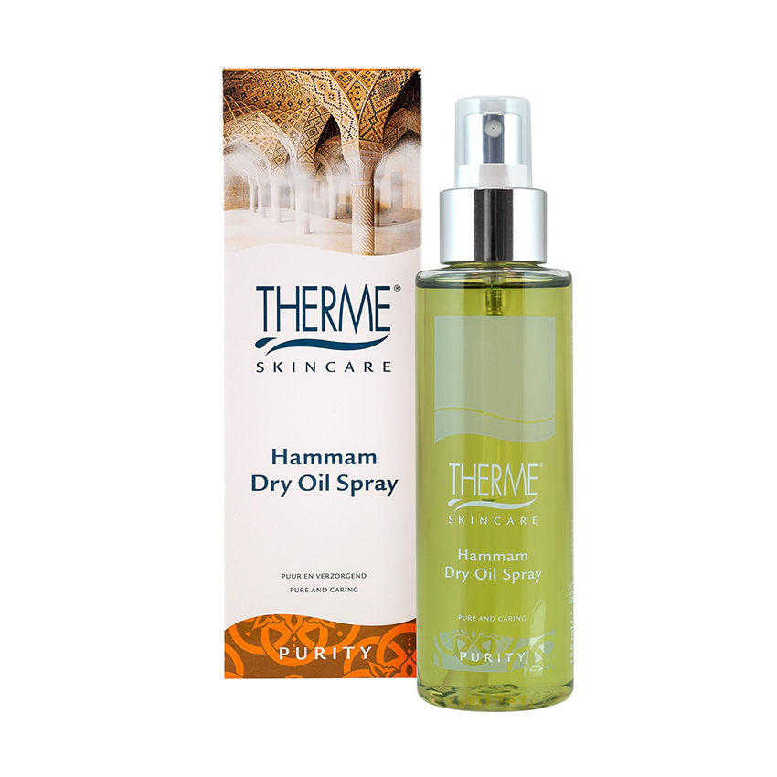Hammam Dry Oil Spray 125ml