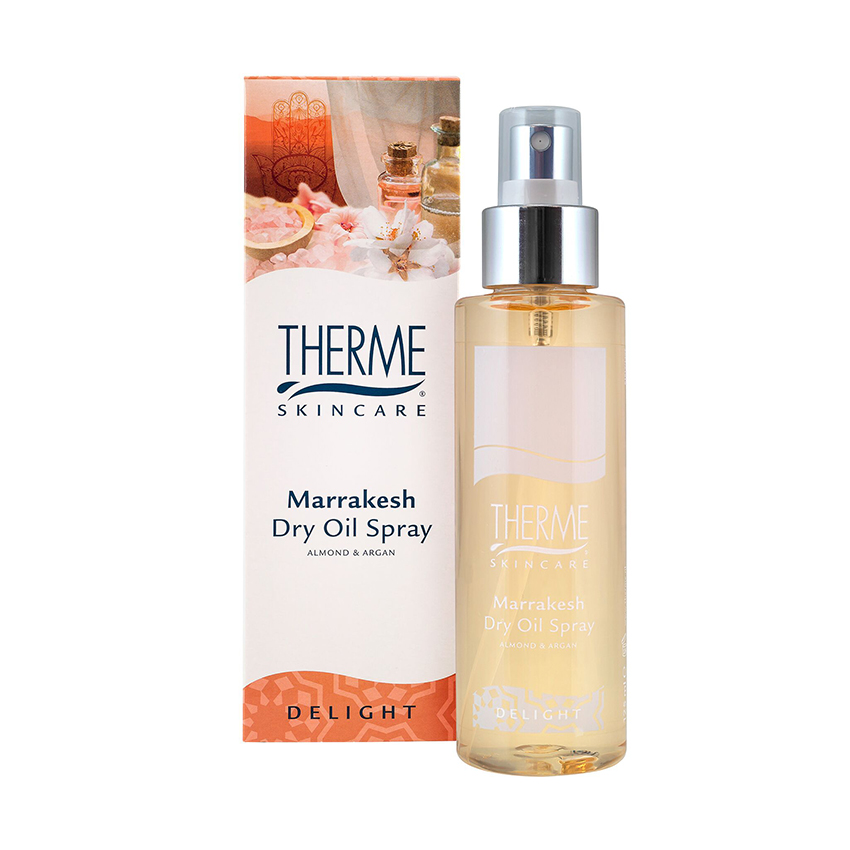 Marrakesh Dry Oil Spray 125ml