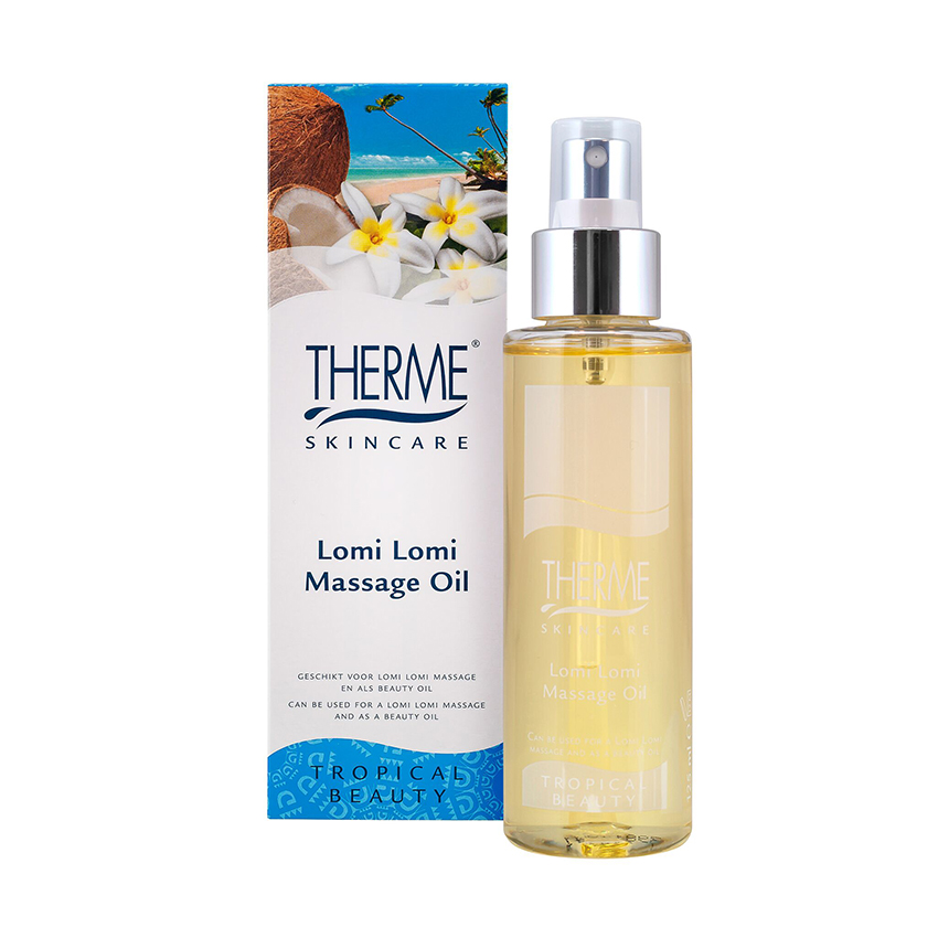 Lomi Lomi Massage Oil 125ml